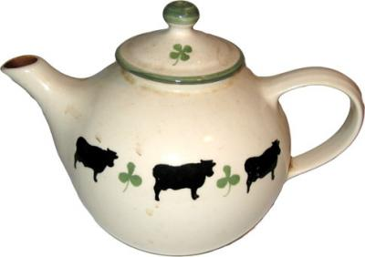 Cows Teapot
