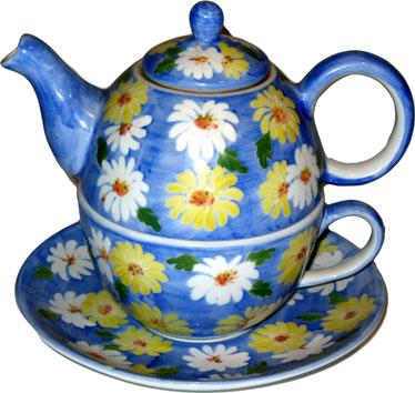 Daisy Teapot