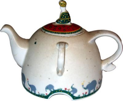 Elephants Teapot