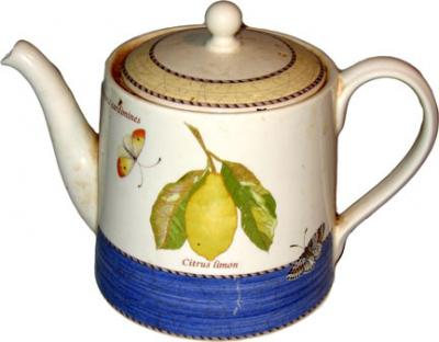 Lemon Teapot
