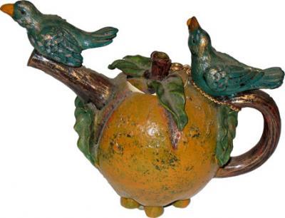 Mini Birds Teapot