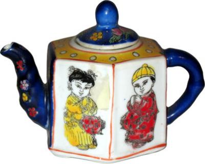 Mini Children Teapot