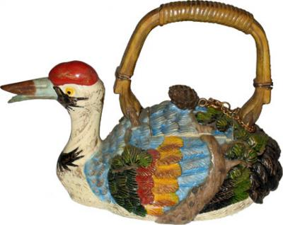 Mini Duck Teapot