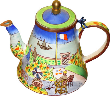 Mini French Teapot