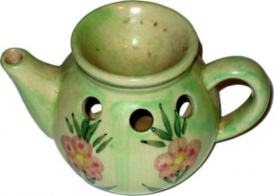 Oil Burner Teapot