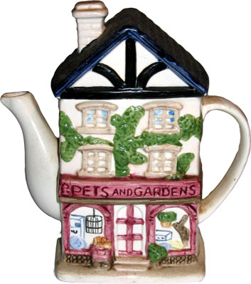Pet Shop Teapot