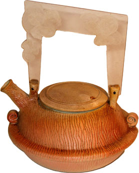 Sand Teapot