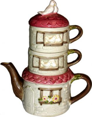 Tower Teapot