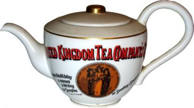 United Kingdom Teapot