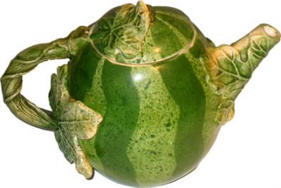 Watermelon Teapot 2
